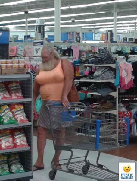 People Of Walmart Never Disappoint                                                                                                                                                      Más