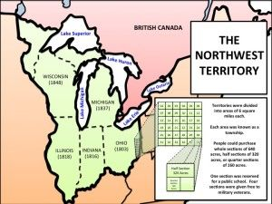 Northwest Ordinance Map                                                                                                                                                                                 More