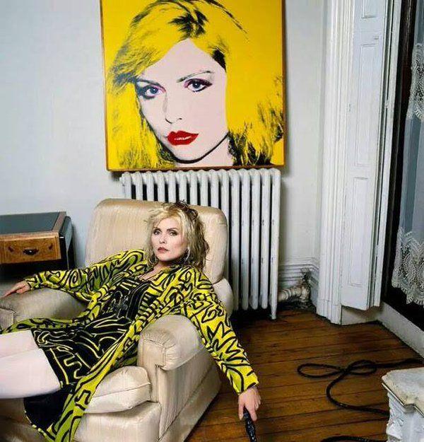 Debbie Harry                                                       …