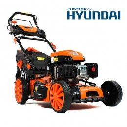 P1PE P5100SPE 173cc Petrol Self Propelled, Electric Start Rotary Lawn Mower Powered by Hyundai
