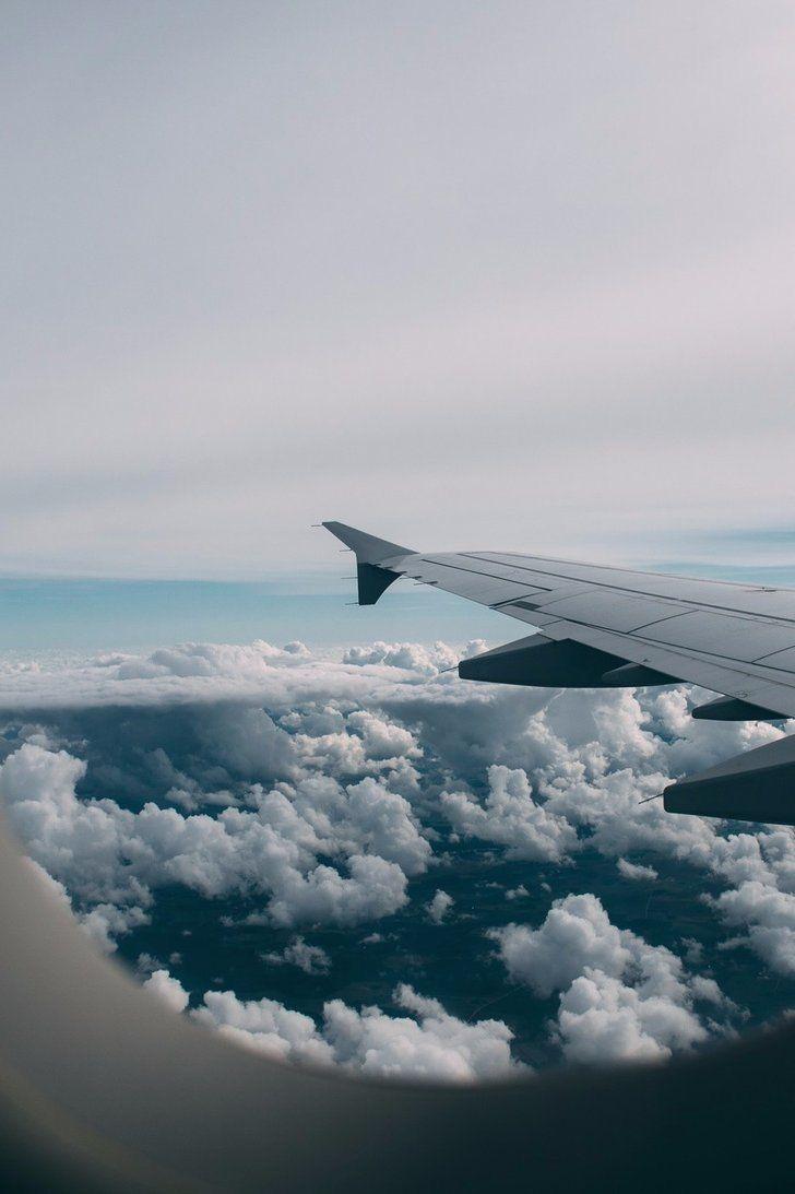 خلفية طيارة وغيوم In 2021 Travel Aesthetic Airplane View Trip