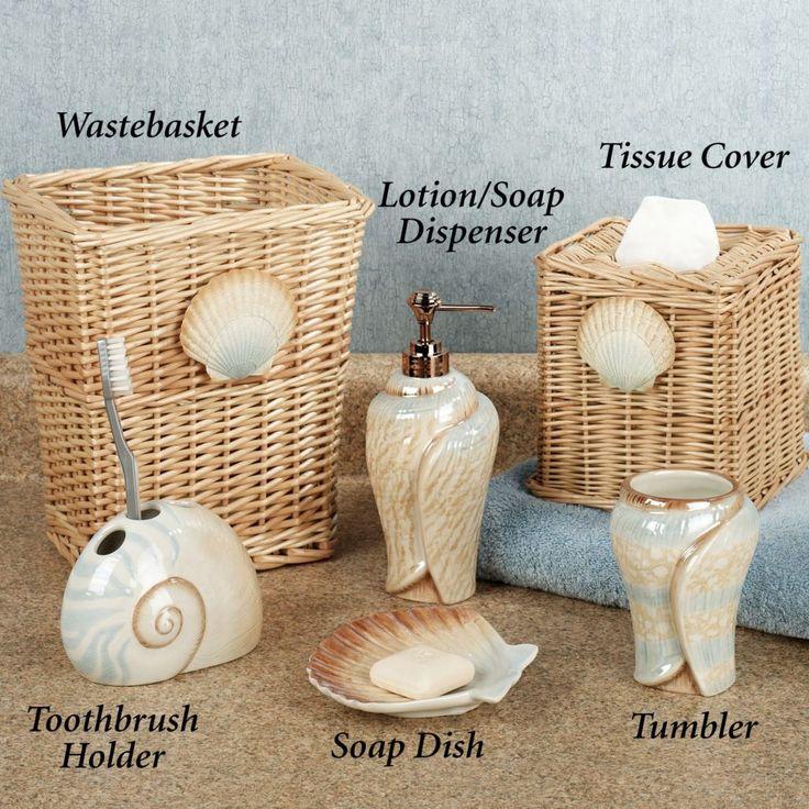 Top Best Seashell Bathroom Ideas On Pinterest Seashell