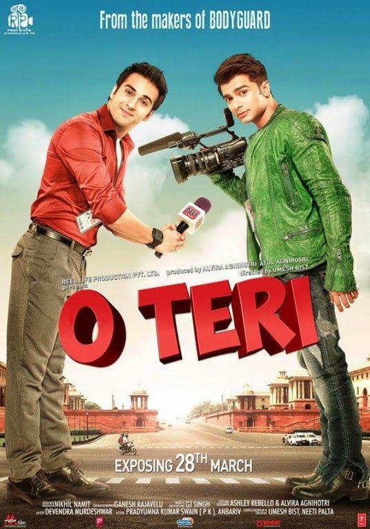 O Teri (2014) Non Retail DVD 450MB MKV Hindi Movie Download