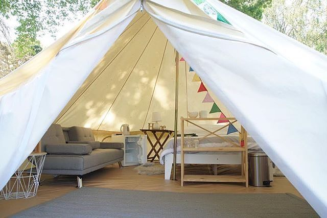 Whanganui has some great accommodation and if you do your research you can find some really unique options like glamping! Check out this setup at Whanganui River Top 10 Holiday Park  What an awesome summer experience! #visitwhanganui  Pic Credit: @whanganuirivertop10  http://ift.tt/2i4WnZg . . . .