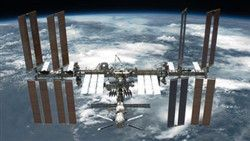 Radiação cósmica está a destruir revestimento da Estação Espacial Internacional | Blogue alien's & android's