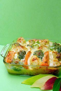 rakott zöldségek