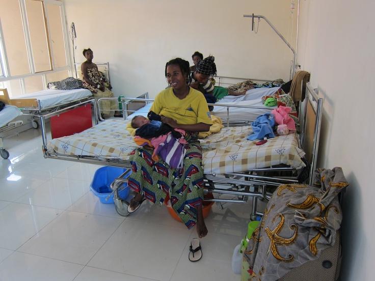 Kyeshero sykehus for voldtatte kvinner og barn