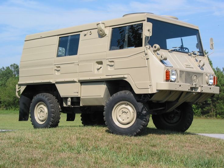 17 Best Images About Pinzgauer On Pinterest Rigs