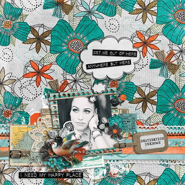 Take Me Away - Fusion Kit: Created by Jill  http://www.thedigichick.com/shop/Take-Me-Away-Fusion-Kit.html