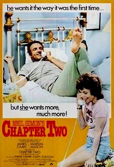 Chapter Two (1979) - James Caan,  Marsha Mason,  Joseph Bologna , Valerie Harper