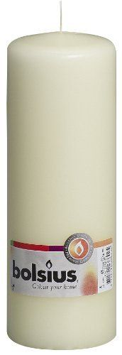 Bolsius Outdoor/Indoor Pillar Candle 200x70mm - Ivory - http://www.css-tips.com/product/bolsius-outdoorindoor-pillar-candle-200x70mm-ivory/ #affiliate