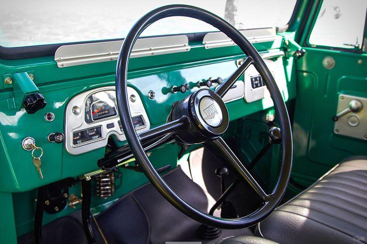 1968 Toyota Land Cruiser #FJ40