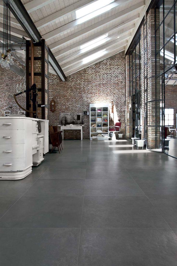 Decori vetro e gres porcellanato coordinati per design: Materia Project