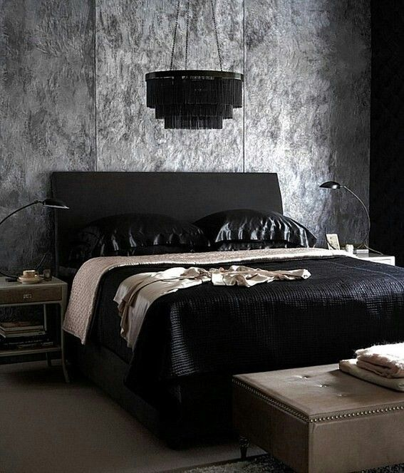 19 Best Gothic Style Images On Pinterest  Bedroom Ideas Black Fascinating Gothic Bedroom Furniture Design Decoration