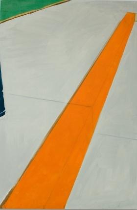 Straatstrepen / Diagonale compositie / Koen van den Broek