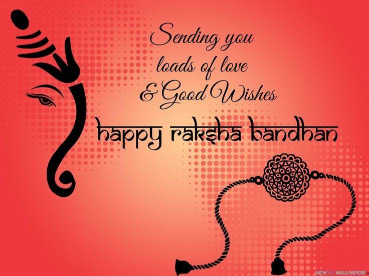 Happy Raksha Bandhan images and messages