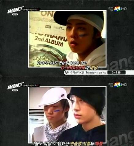 G-Dragon says he always lost to Taeyang during YG trainee battles | allkpop.com