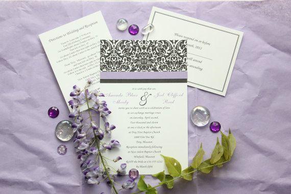 $2 each includes invite, rsvp postcard, info card, envelope