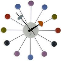 Beautiful Retro-Modern Ball Clock