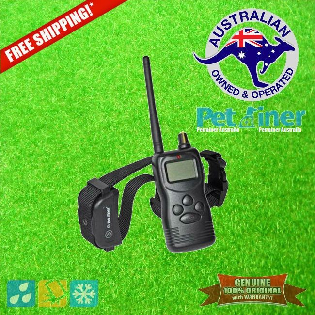 Petrainer PET-900R E-Collar Rechargeable and Submersible