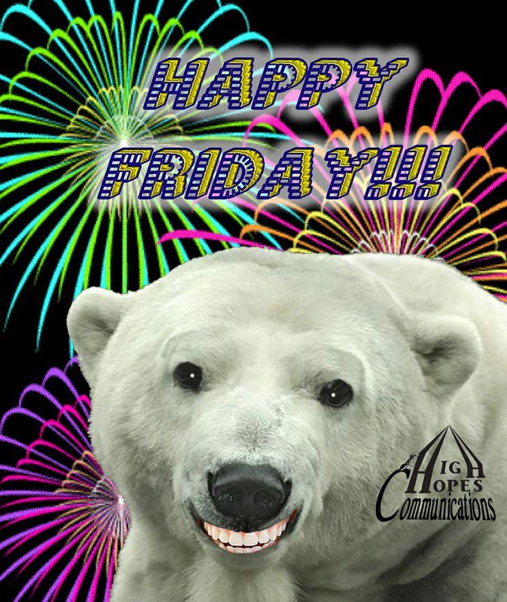 Happy Friday! www.highhopescommunications.ca