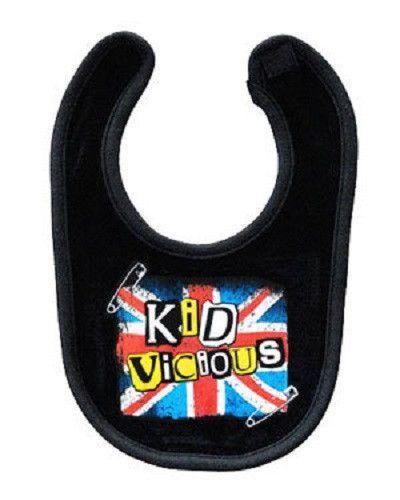 Kid Vicious Bib.