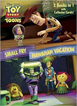 Small Fry/Hawaiian Vacation (Disney/Pixar Toy Story) (Color Plus Card Stock) Price:$3.59