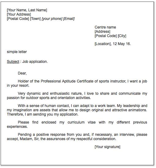 sport presenter cover letter example    exampleresumecv org  sport