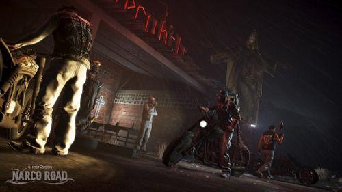 """El mundo abierto deTom Clancy's Ghost Recon®Wildlandses uno de los más imponentes y vastos que se han creado para un videojuego de Ubisoft y graciasa """"Narco Road"""" –la nueva expansión que estar…"""