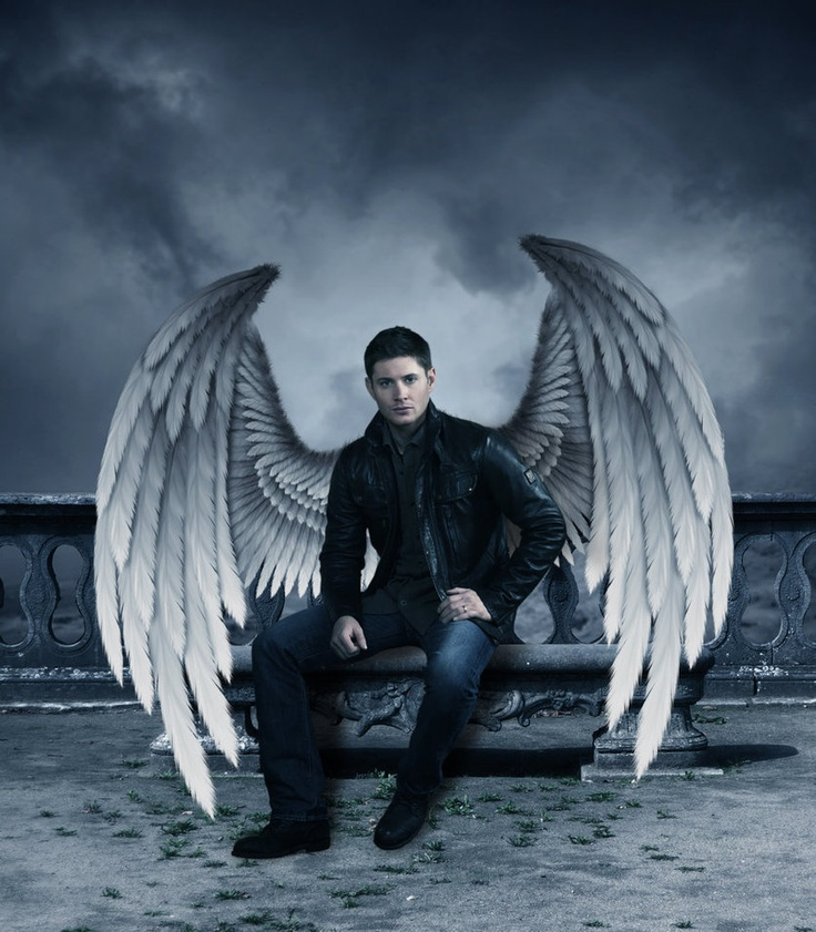 Dean, Archangel - LOVE ANGELS Wallpaper (30395213) - Fanpop |Supernatural Dean Angel