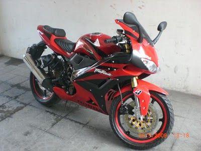 foto hasil modifikasi motor tiger 2008 terbaru