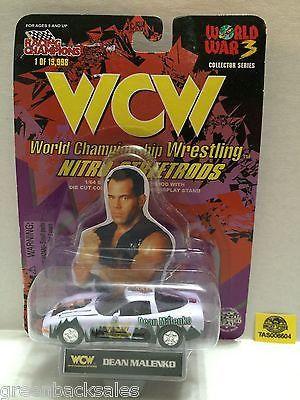 (TAS006504) - Racing Champions WWF WCW nWo WWE Nitro-Streetrods - Dean Malenko