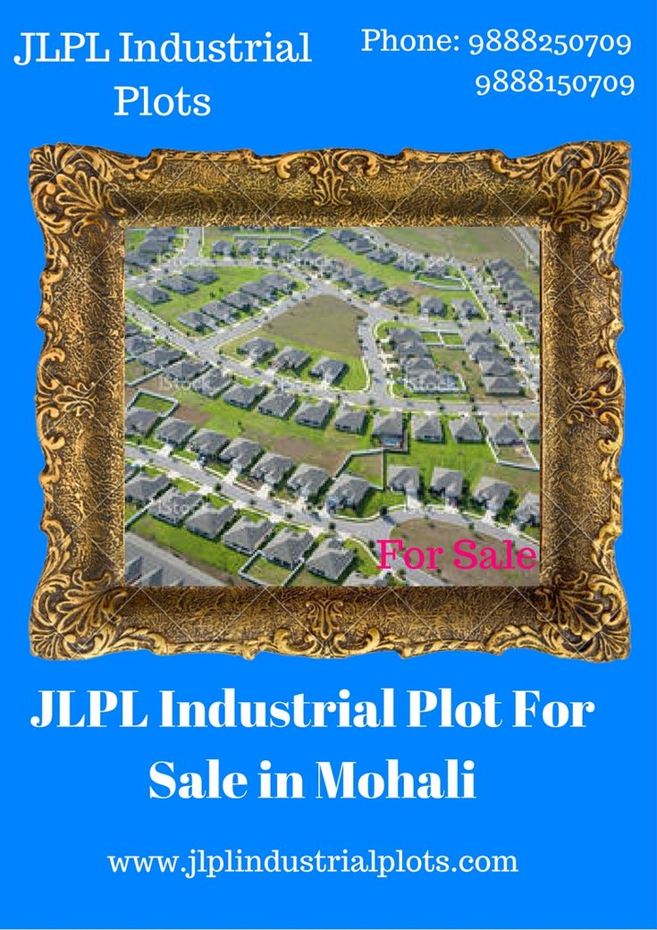 Take a look at #greatlocated and #reasonable #price #JLPL #industrial #plot for #sale in Mohali. JLPL Industrial Plots is the only one who can provide you best plots. For more details of the #property, #specifications call us today: 988-815-0709 or visit our website: http://www.jlplindustrialplots.com/