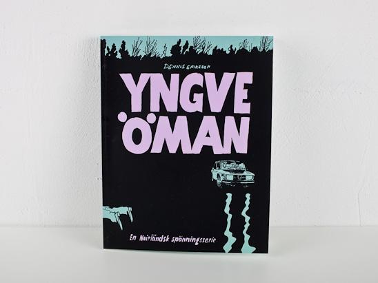 Yngve Öman by Dennis Eriksson
