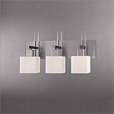 51 best images about bathroom ideas on pinterest shower for Modern vanity light fixtures