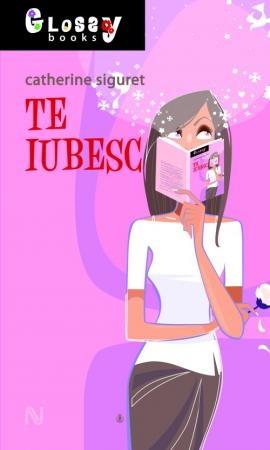Te iubesc este romanul dedicat iubirii virtuale. http://www.nemira.ro/glossy-books/te-iubesc--1436