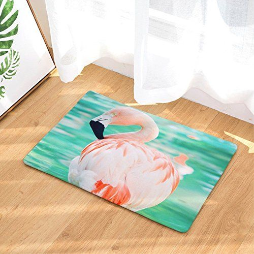 3d Flamingo Carpets Green Lake Floor Mat Cover Floor Rug Https Www Amazon Com Dp B07g23r3pk Ref Cm Sw R Pi Dp U X U Floor Rugs Entry Rug Indoor Area Rugs