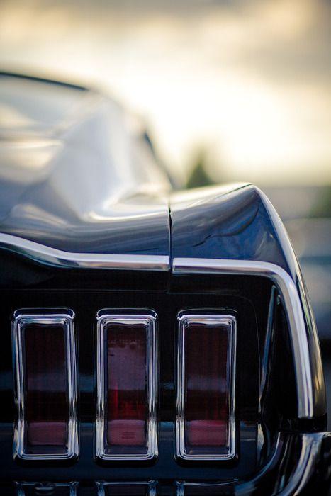 Mustang Fastback.