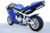 super pocket bike rear
