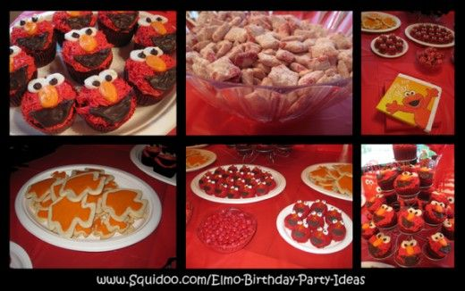 My daughter loves Elmo! So I threw an Elmo party for her second birthday, complete with tons of homemade goodies and decorations.  And I'm going to show you how I did it, from the cupcakes and cake pops to the personalized signs, so that whether...