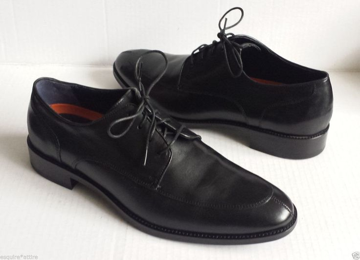 #ebay Cole Haan men shoes size 10 M black leather Lenox HILL SPLIT OX C11627 ColeHaan withing our EBAY store at  http://stores.ebay.com/esquirestore