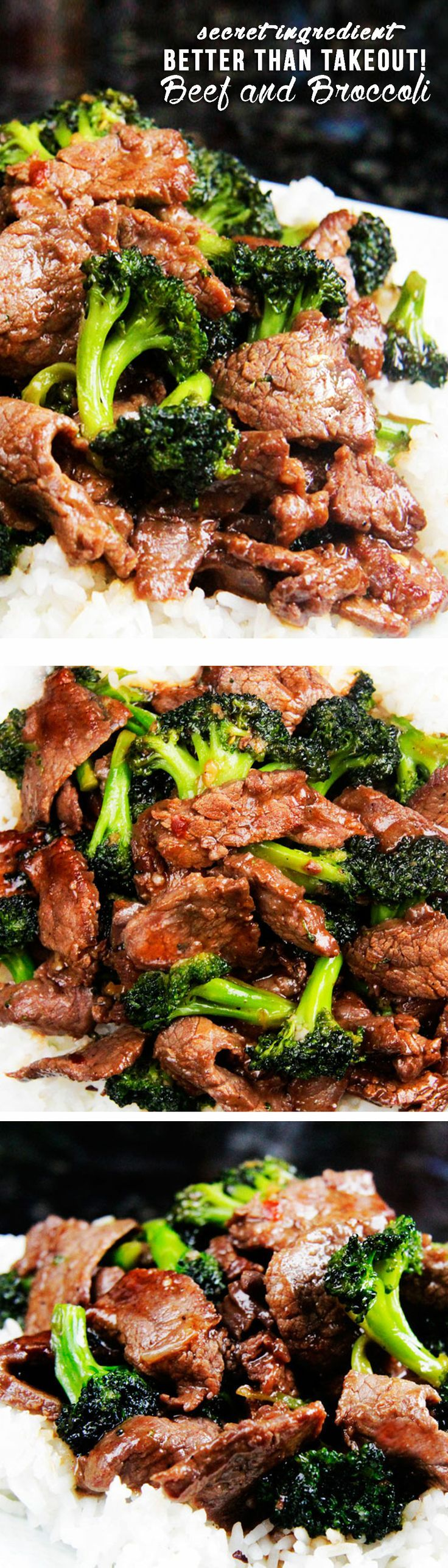 Tender slices of beef that are SO juicy, SO flavorful as they soak up every savory essence of the marinade and the rich, savory sauce.