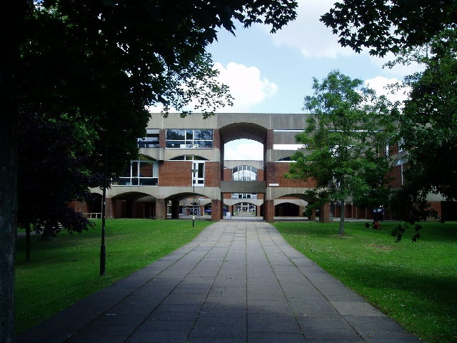 Never thought I'd want to go back so badly...University of Sussex