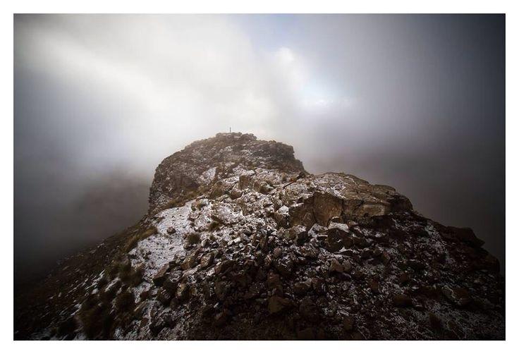 Lesotho at 3200m