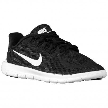Nike Vêtements De Sport Libre Cours À 2,0 Gs Puits Noir / Gris-blanc Sombre