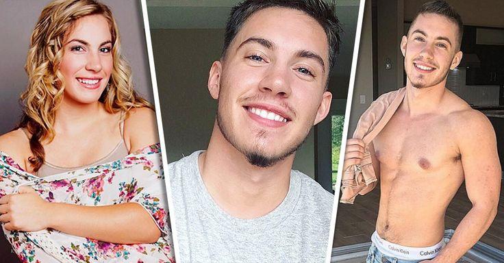 Tomar la decisión de cambiar su cuerpo a través de un tratamiento de hormonas fue muy difícil para este chico que ahora es famoso y muy popular en Instagram