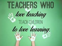 #teachers make the #future