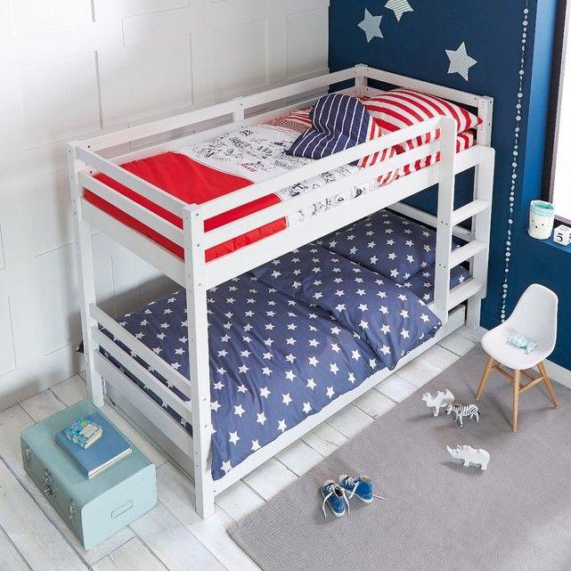 Les 25 meilleures id es de la cat gorie lits jumeaux sur pinterest deux lits jumeaux lits - Lit parapluie pour jumeaux ...