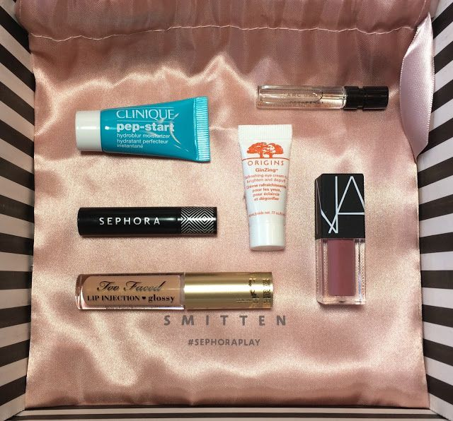 Play! by Sephora Subscription Box Review - February 2017