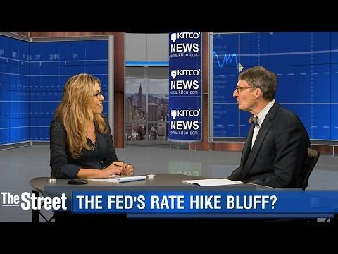 The Fed Is Bluffing, Gold Bugs To Prevail - Jim Grant   Kitco News - Gold Silver…